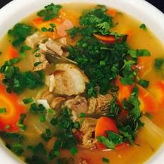 蔬菜羊肉汤