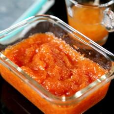 蜂蜜柚子果酱