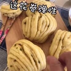小米葱花卷