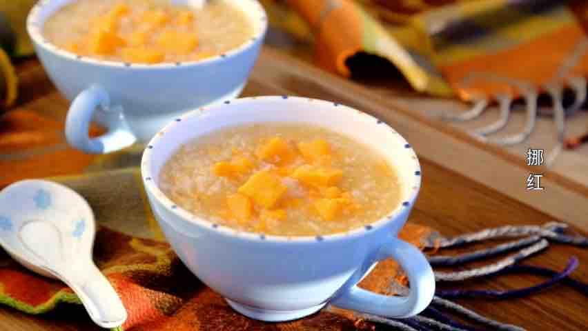 荞麦小米红薯粥