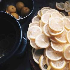 川貝檸檬膏