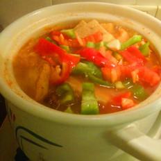 泡菜杂烩锅