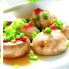 蒜香煎蘑菇