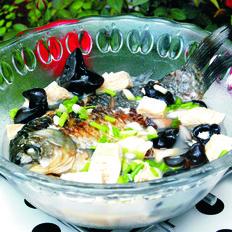 鲫鱼冻豆腐汤