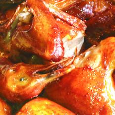 烤乳鸽的做法