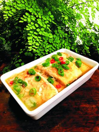 藤椒豆腐的做法