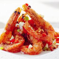 人人都爱的椒盐虾