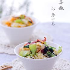 营养好吃的上海菜饭