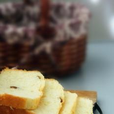 淡奶油全麦面包机吐司