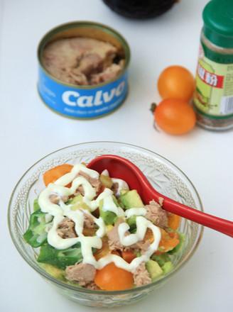 牛油果沙拉的做法