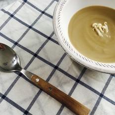 香菇坚果浓汤