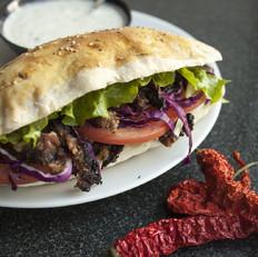 土耳其肉夹馍烤肉