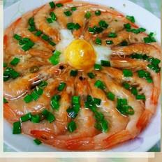 虾扯蛋—高颜值的菜的做法