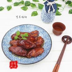 国民家常菜—可乐鸡翅