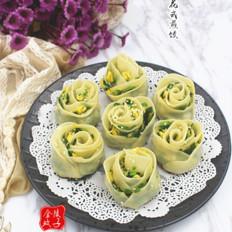 有颜值的花式煎饺