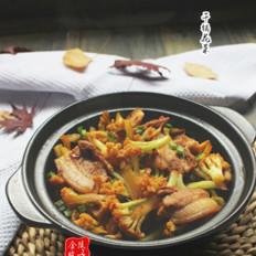 美味干锅学着在家做
