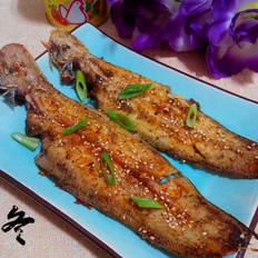 香烤鳎米鱼