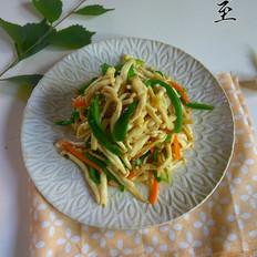 素炒海鲜菇