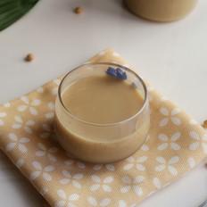 大黄米养生豆浆
