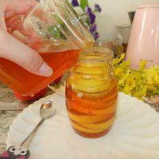 自制蜂蜜柠檬水