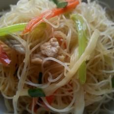 家常炒米线