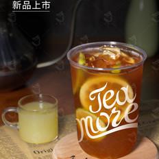 翡翠柠檬红玉茶的做法