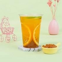 水果茶也可以做成热的?热橙子茶的做法