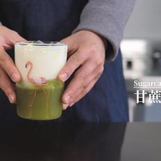 2019新式奶茶教程:甘蔗牛奶的做法
