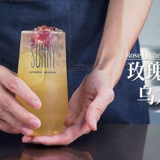 自制健康饮品之玫瑰荔枝乌龙茶