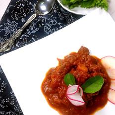 匈牙利Goulash(土豆炖牛肉)