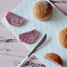 紫薯椰蓉小餐包