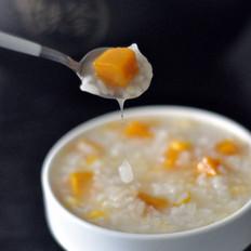 南瓜玉米糯米粥