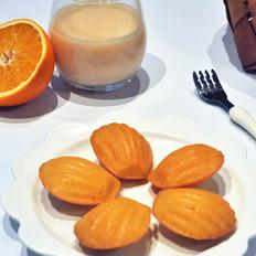 橙香玛德琳
