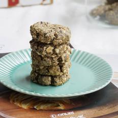 黑麦燕麦饼干的做法
