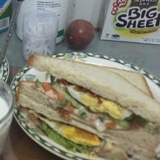 儿童三明治