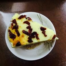 蔓越莓重芝士蛋糕