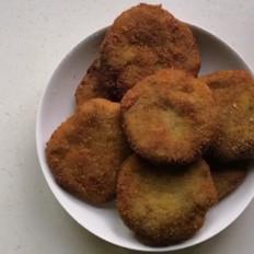 酥脆土豆饼