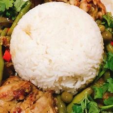 泰式青咖喱鸡