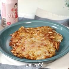 香肠土豆煎饼