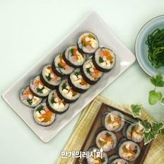 水芹紫菜卷饭
