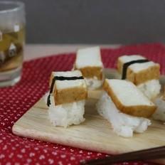 炖豆腐寿司