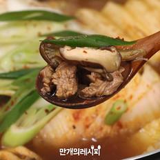 牛肉蘑菇火锅