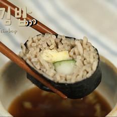 荞麦面寿司