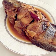 红烧罗非鱼