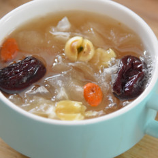 银耳莲子汤烹饪手法
