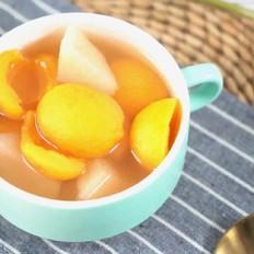 雪梨枇杷甜汤