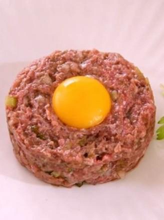 鞑靼牛肉的做法