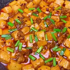 肉末炖豆腐