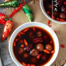 桂圆红枣甜汤