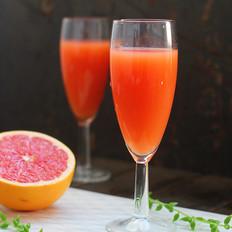 苹果胡萝卜西柚汁